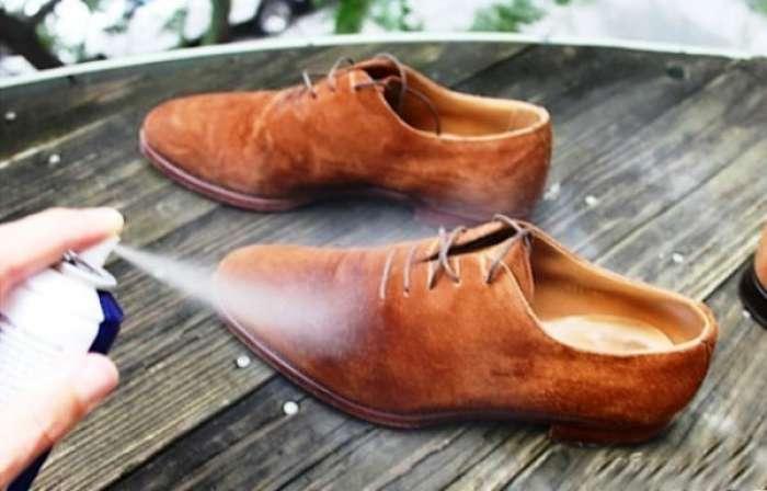 Как обновить вид обуви?